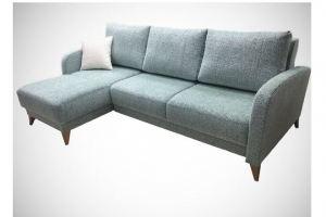 Диван Бугати с оттоманкой - Мебельная фабрика «Имтекс мебель»