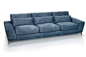 Диван Бумер 4-х местный - Мебельная фабрика «ИСТЕЛИО»