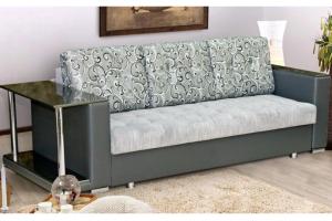 Диван Цезарь тик-так прямой - Мебельная фабрика «Уютный Дом»