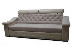 Диван Челси с каретной стяжкой - Мебельная фабрика «Салават стиль»