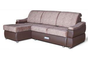 Диван Челси с оттоманкой - Мебельная фабрика «MebelLain»