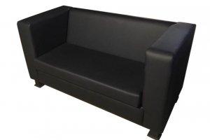 Диван черный Фьерд - Мебельная фабрика «Bancchi»