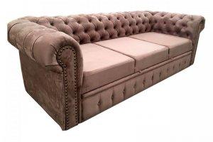 Диван Честер трёхместный - Мебельная фабрика «Bancchi»