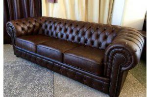 Диван CHESTERFIELD НЬЮКАСЛ - Мебельная фабрика «CHESTER»