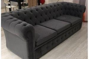 Диван Честерфилд - Мебельная фабрика «Danis»
