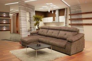 Диван Даллас угловой - Мебельная фабрика «Элеганзо»