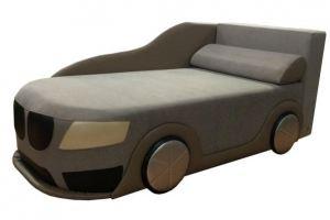 Диван детский BMW светлый - Мебельная фабрика «Эдем»