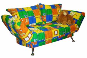 Диван детский Эльф 02 - Мебельная фабрика «Rina»