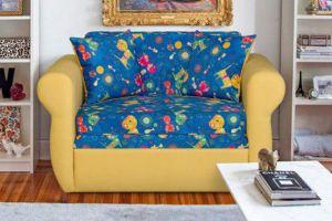 Диван детский Карапуз 2 - Мебельная фабрика «Уютный Дом»