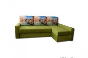 Диван Угловой Лира - Мебельная фабрика «Софт Сити»
