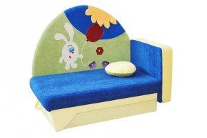 Диван детский Полянка еврокнижка - Мебельная фабрика «Престиж»