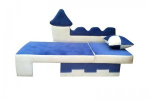 Диван детский Замок - Мебельная фабрика «Эталон»