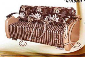 Диван Диор-1 - Мебельная фабрика «ДиваноМания»