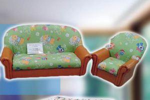 Диван для детской - Мебельная фабрика «Галант»