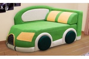 Диван для детской Ралли - Мебельная фабрика «М-Стиль»