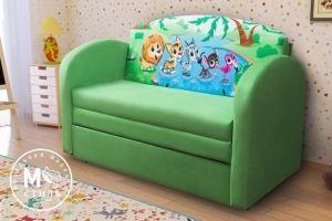 Диван для детской Сказка - Мебельная фабрика «М-Стиль»