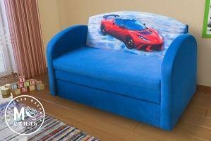 Диван для детской Сказка Н - Мебельная фабрика «М-Стиль»