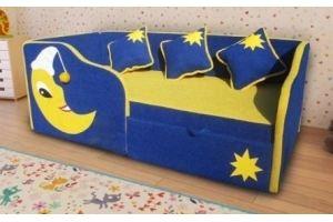 Диван для детской Спейс - Мебельная фабрика «М-Стиль»