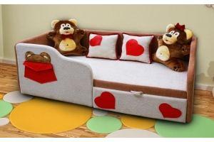 Диван для детской Тед - Мебельная фабрика «М-Стиль»