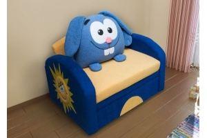 Диван для детской Ушастик - Мебельная фабрика «М-Стиль»