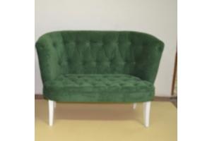 Диван для отдыха в каретной стяжке - Мебельная фабрика «Росмебель»