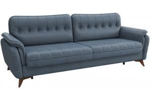 Диван Дорис с подушками на подлокотниках - Мебельная фабрика «Нижегородмебель и К (НиК)»