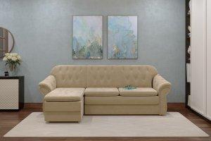 Диван Дрезден с оттоманкой - Мебельная фабрика «Формула дивана»
