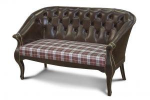 Диван двухместный  для отдыха Бернард - Мебельная фабрика «Триумф»