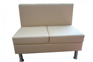 Диван двухместный Лайт - Мебельная фабрика «Вилена»