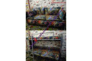 Диван - двухъярусная кровать трансформер NEW - Мебельная фабрика «МебельГрад (мебель трансформер)»