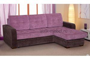 Диван Дженни 5 с оттоманкой - Мебельная фабрика «Атрик»