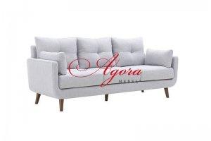 Диван Джереми нераскладной - Мебельная фабрика «Агора Мебель»