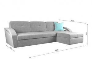 Диван элитный Мадрид спейс LUX cvadro - Мебельная фабрика «ГОСТМебель»
