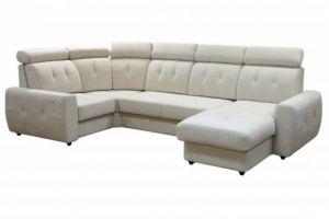 Диван Эрсель П-образный - Мебельная фабрика «RubyHome»