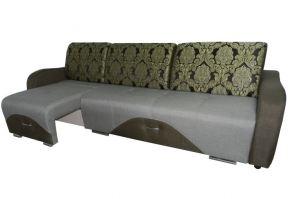 Диван ЕвроДжессика II В+1 - Мебельная фабрика «Салават стиль»