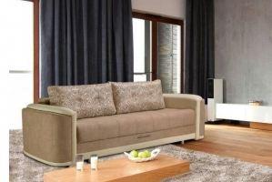 Диван еврокнижка Амбассадор - Мебельная фабрика «Эталон»
