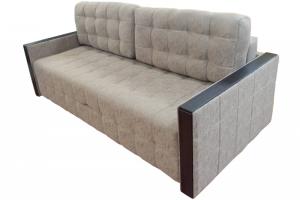 Диван Еврокнижка Лагуна с декором - Мебельная фабрика «ЭГИНА»