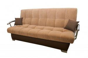 Диван прямой Финка с локтями - Мебельная фабрика «Пан Диван»