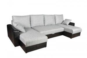 Диван Гамбург П-образный - Мебельная фабрика «Экомебель»