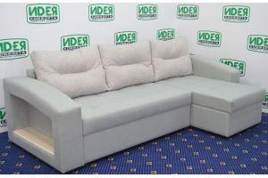 Диван Гамма угловой 1 - Мебельная фабрика «Идея комфорта»