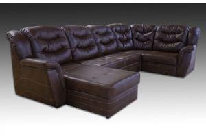 Диван П-образный Гермес - Мебельная фабрика «Мондо»