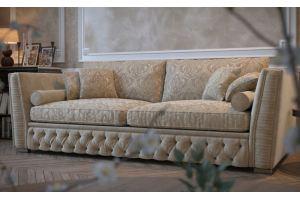 Диван Глансе 3-х местный - Мебельная фабрика «ИСТЕЛИО»