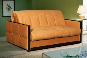 Диван Глория-Аккордеон 3 - Мебельная фабрика «Элегия»