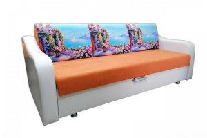 Диван Грация 1 - Мебельная фабрика «Престиж мебель»