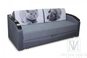 Диван Грация 2 - Мебельная фабрика «Престиж мебель»