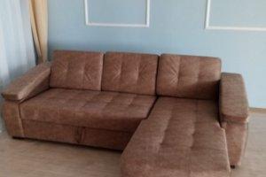 Диван Гранд с оттоманкой - Мебельная фабрика «Мебельный клуб»