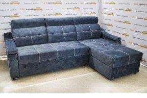 Диван Хилтон с оттоманкой - Мебельная фабрика «Симбирск Лидер»