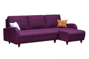 Диван Houston с оттманкой - Мебельная фабрика «Ангажемент»