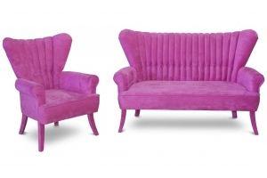 Диван и кресло для отдыха Флоренция - Мебельная фабрика «Триумф»