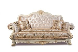Диван Илона в королевском стиле - Импортёр мебели «Эспаньола (Китай)»